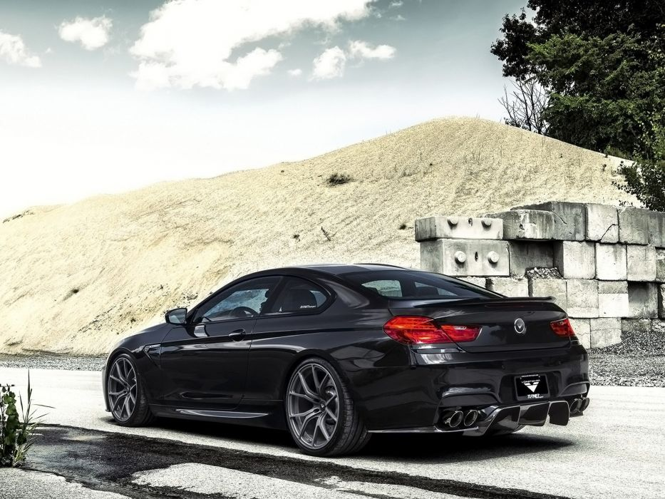 2013 Vorsteiner BMW M-6 F13 V-8 Twin Turbo 560hp tuning wallpaper