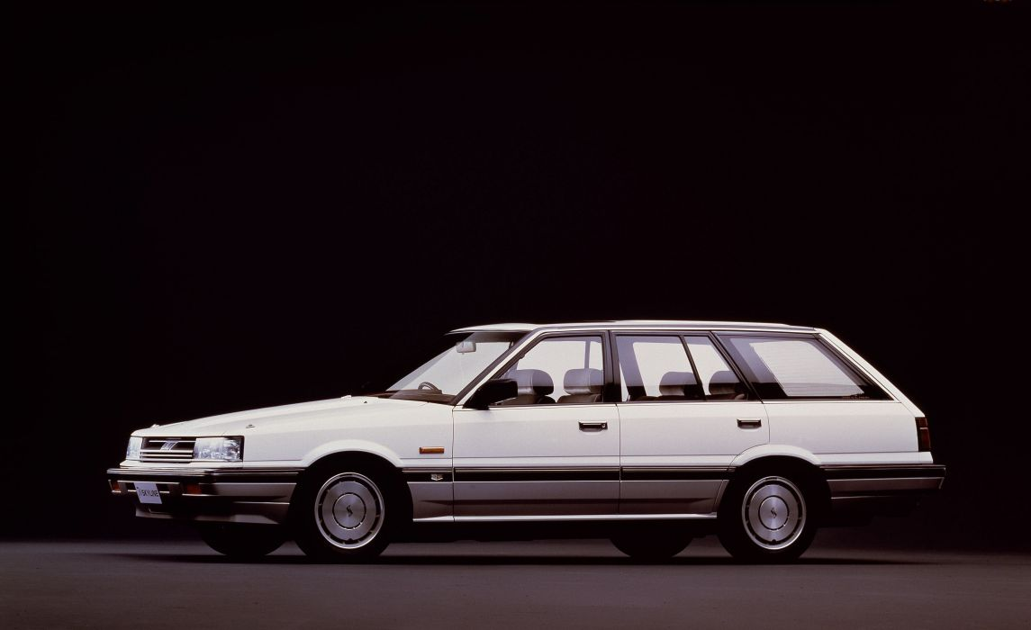1987 Nissan Skyline StationWagon G-T Turbo wallpaper