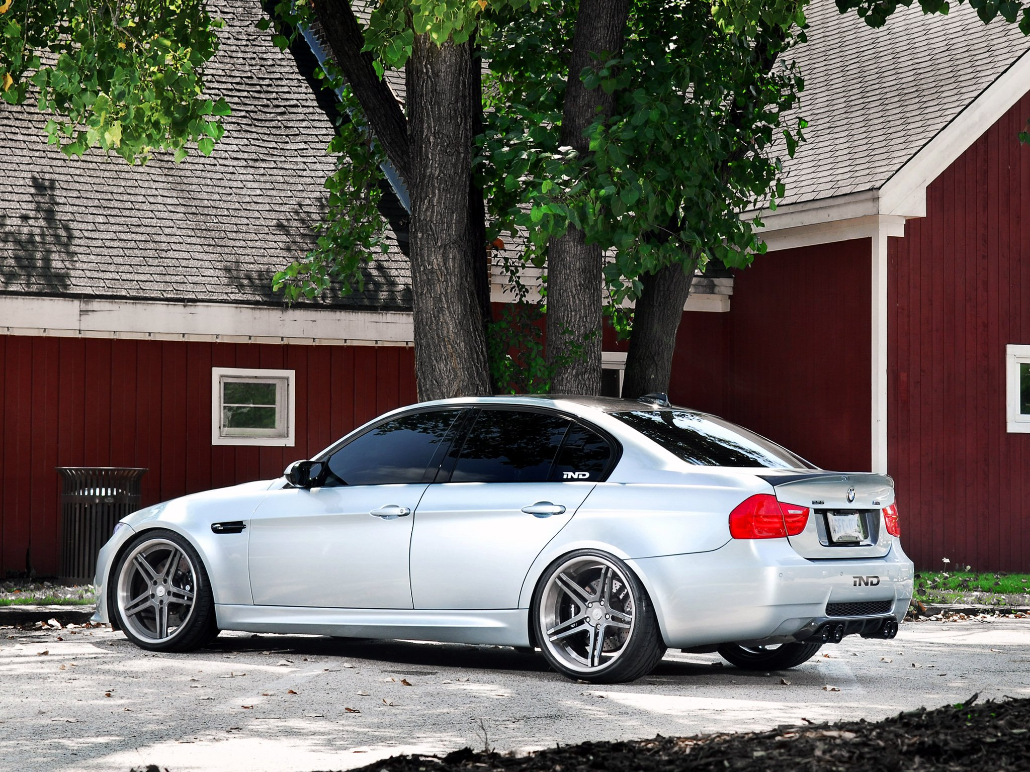 2010 Ind Bmw M 3 Sedan E90 Tuning Wallpaper 2048x1536