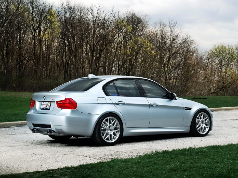 2010 IND BMW M-3 Sedan E90 tuning wallpaper