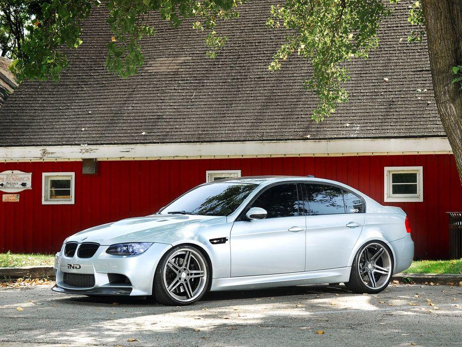 2010 IND BMW M-3 Sedan E90 tuning wallpaper