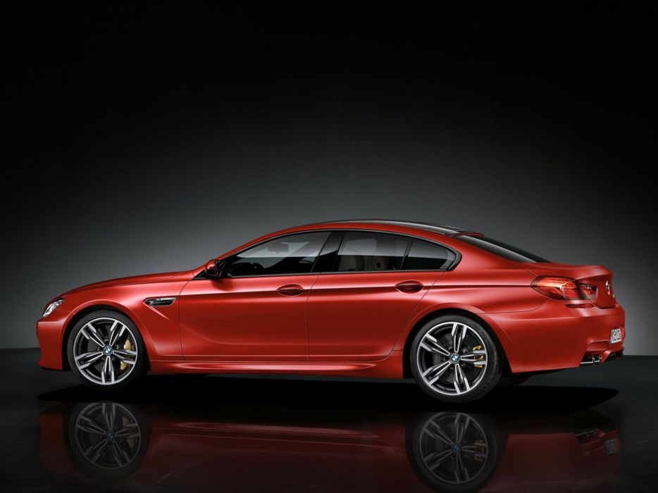 2014 BMW M-6 Gran Coupe Individual F06 wallpaper