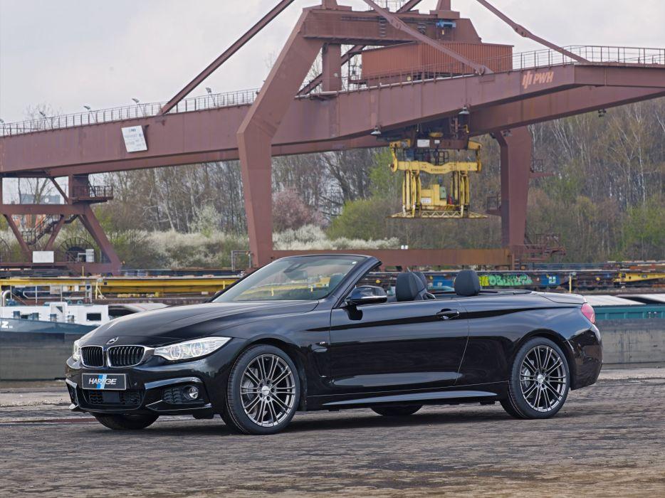 2014 Hartge BMW 4-Series Cabrio F33 wallpaper