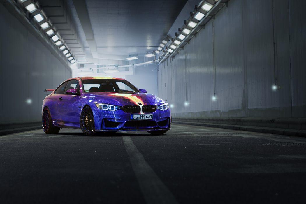 2014 Hamann BMW M-4 F82 tuning wallpaper