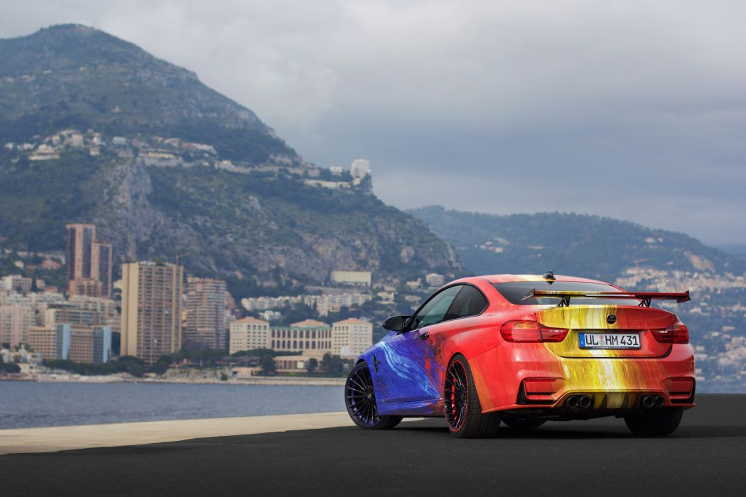 2014 Hamann BMW M-4 F82 tuning wallpaper