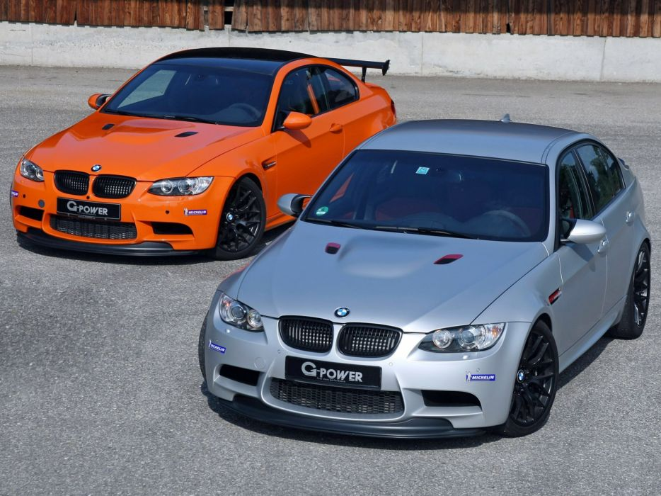2014 G-Power BMW M3 GTS CRT tuning wallpaper