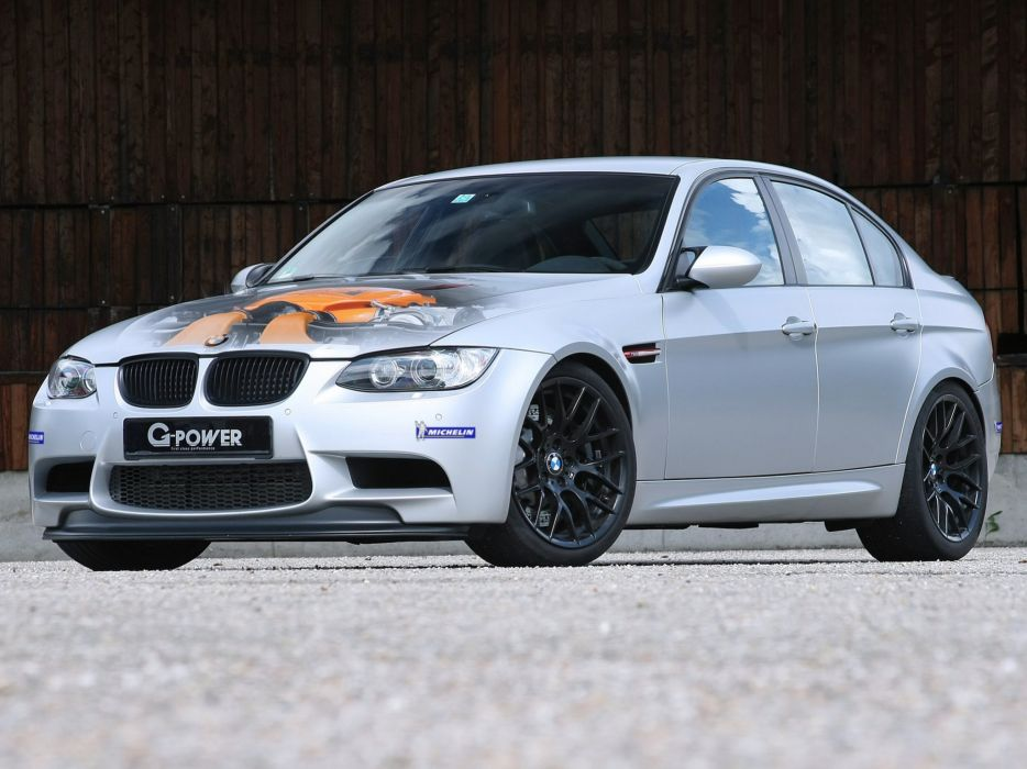 2012 G-Power BMW M-3 CRT E90 tuning wallpaper