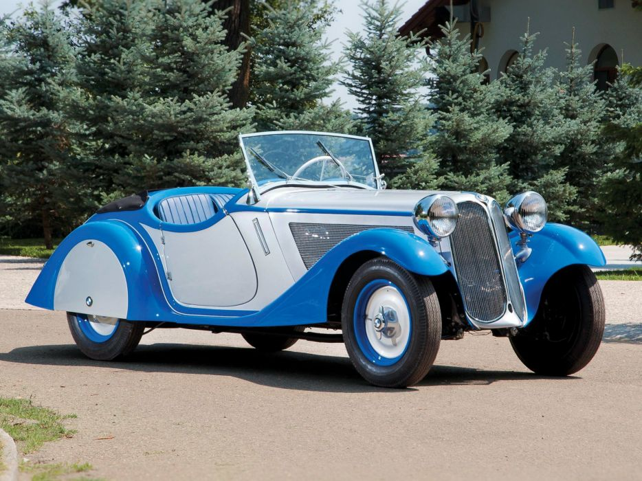 1937 BMW 319-1 Sport vintage luxury 319 wallpaper