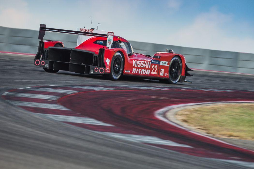 2016 Nissan GT-R L-M Nismo race racing lemans le-mans wallpaper