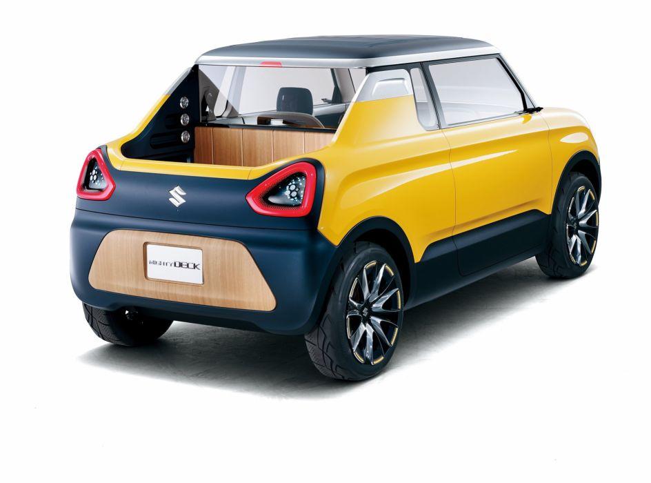 2015 Suzuki Mighty Deck concept wallpaper