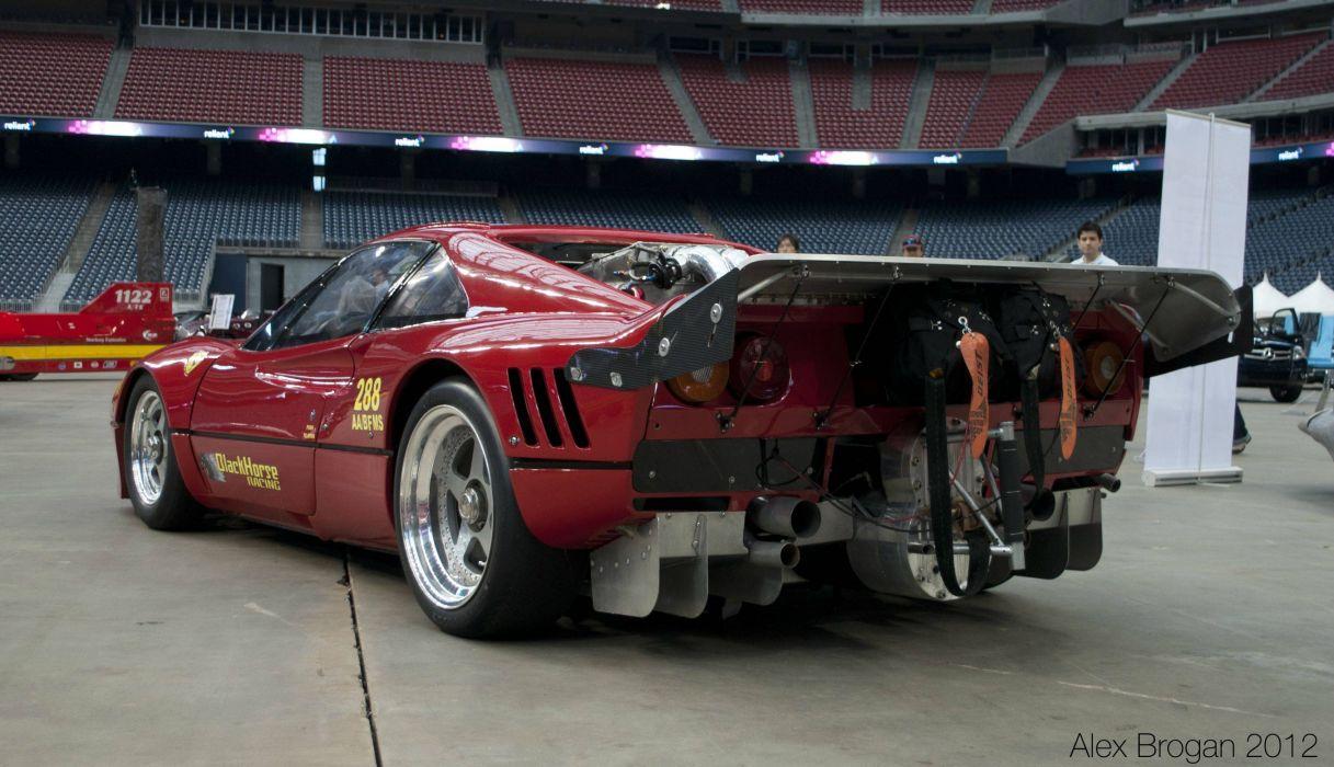Ferrari 288 GTO Evoluzione supercar wallpaper