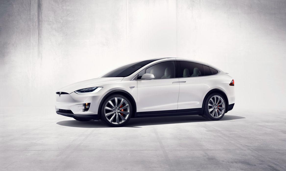 2015 Tesla Model-X P90D wallpaper