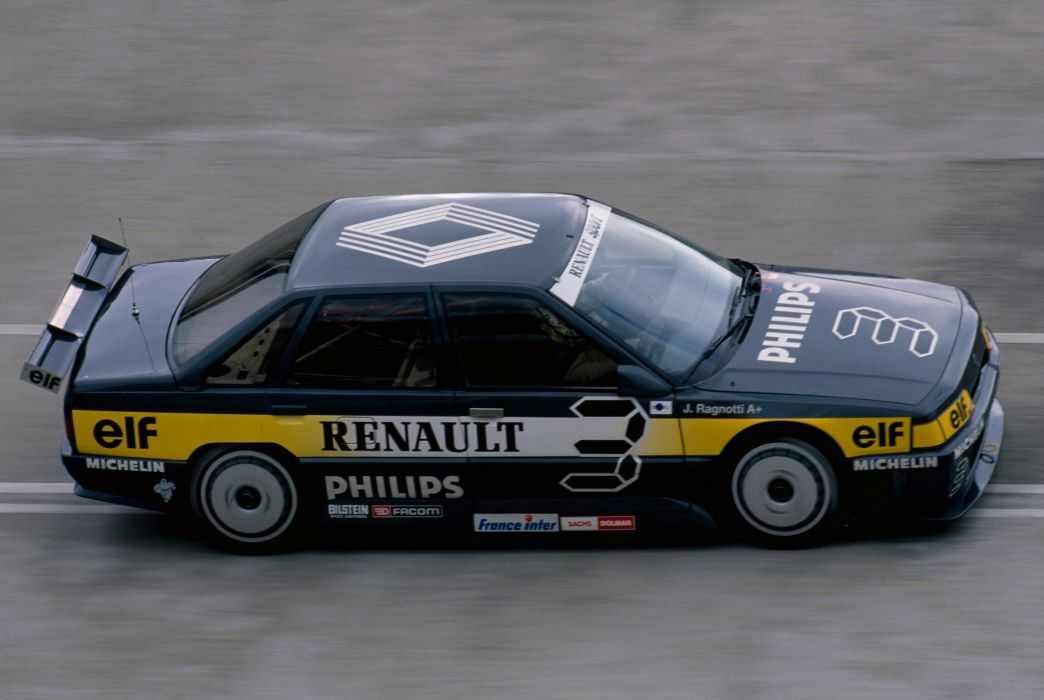 1989 Renault 2-1 Turbo 4x4 Super Production rally grand prix race racing wallpaper