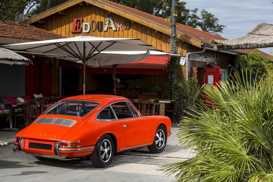 1968 Porsche 911 S 2-0 Coupe 901 classic wallpaper