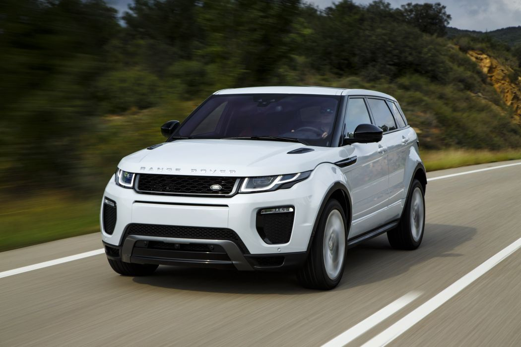 2015 Range Rover Evoque HSE Dynamic wallpaper