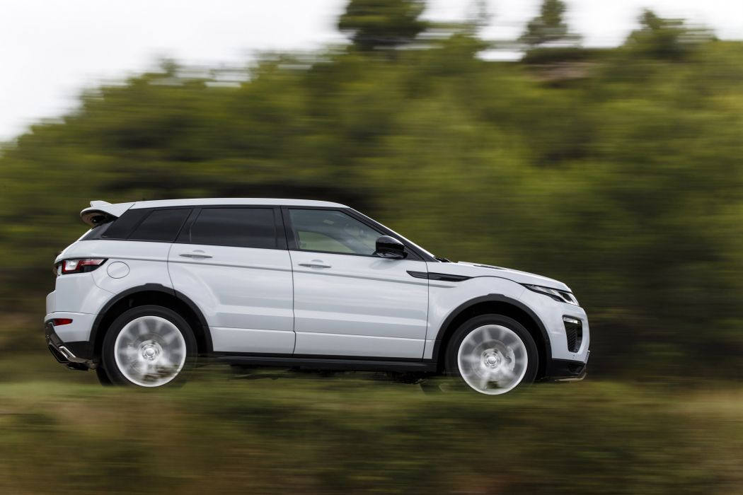 2015 Range Rover Evoque HSE Dynamic wallpaper