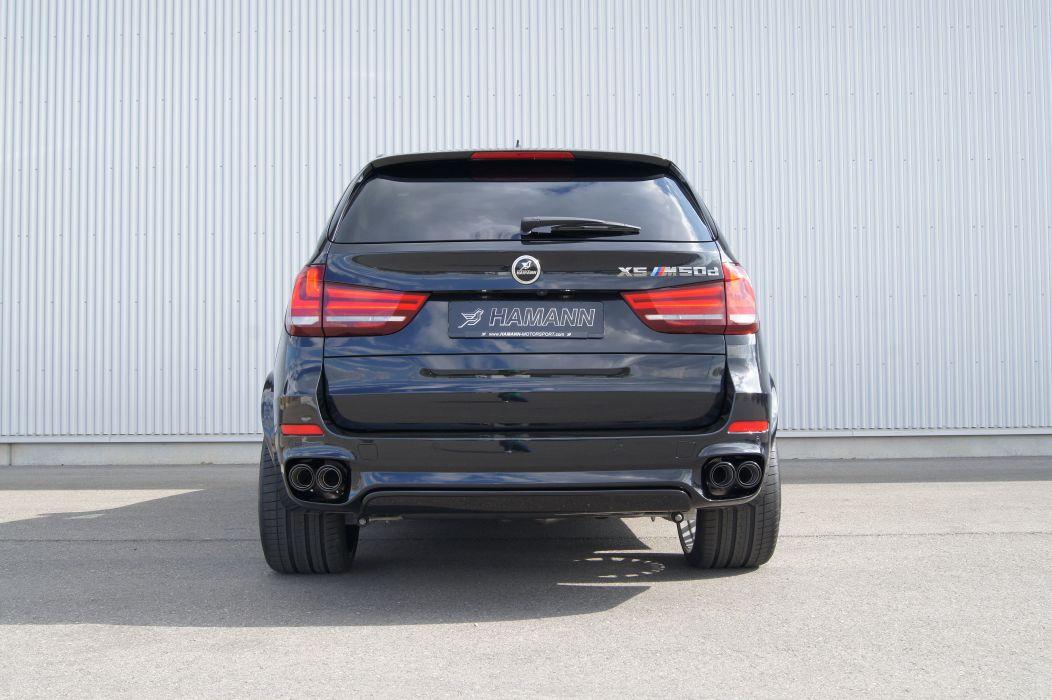 2014 Hamann BMW X-5 M50d F15 xuv tuning stationwagon d wallpaper