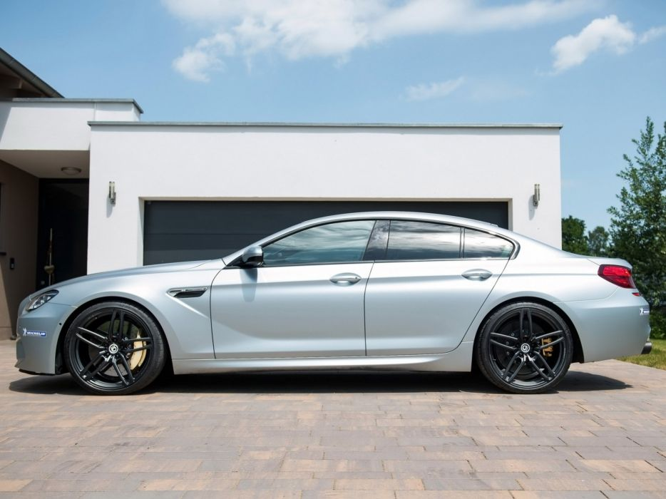 2014 G-Power BMW M-6 Gran Coupe F06 tuning wallpaper