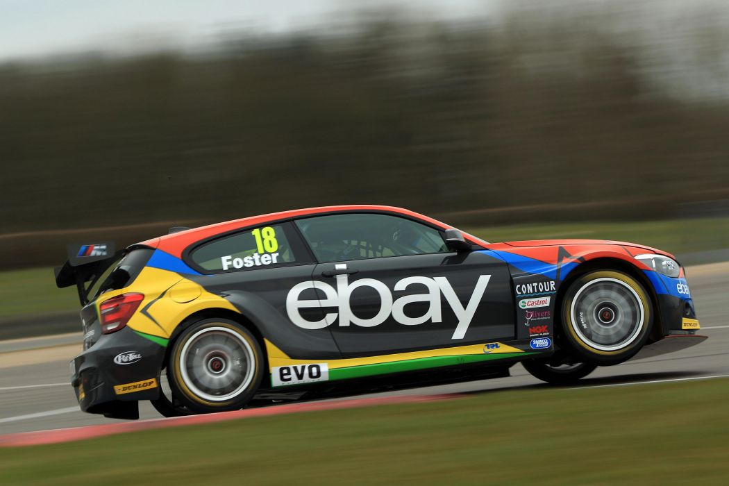 2013 BMW 125i M Sport BTCC F21 race racing wallpaper