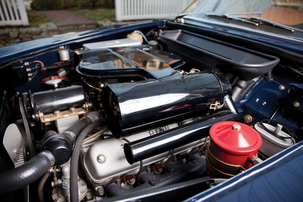 1965 BMW 3200 C-S Coupe Bertone classic wallpaper
