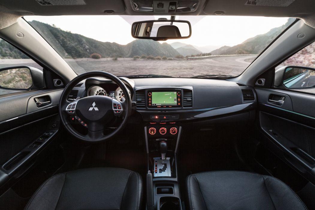 2016 Mitsubishi Lancer G-T US-spec wallpaper