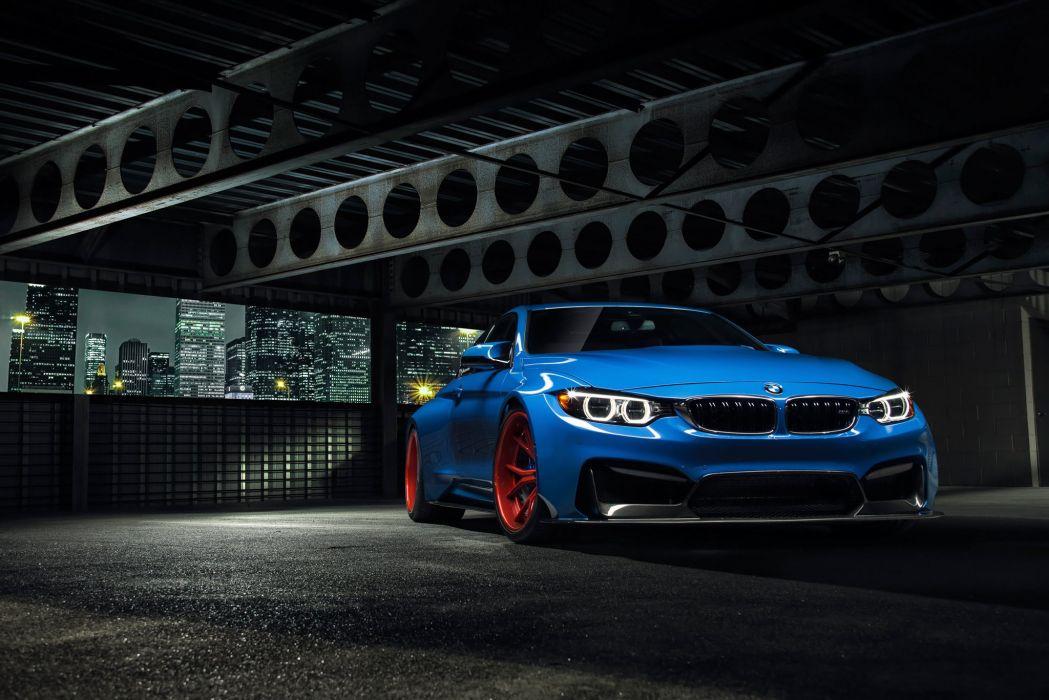 2015 Vorsteiner BMW GTRS4 Anniversary Edition F82 tuning wallpaper