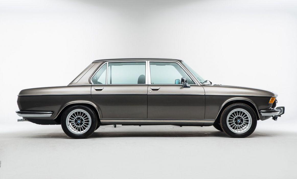 1977 BMW 3-3 Li UK-spec E-3 classic wallpaper