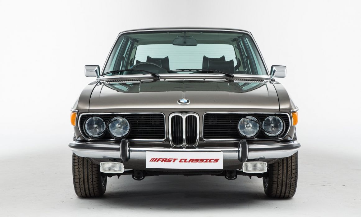 1977 BMW 3-3 Li UK-spec E-3 classic wallpaper