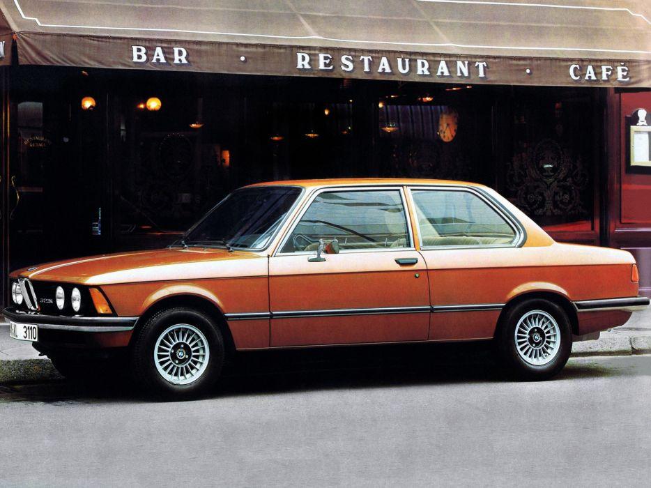 1978-82 BMW 323i Coupe E21 wallpaper