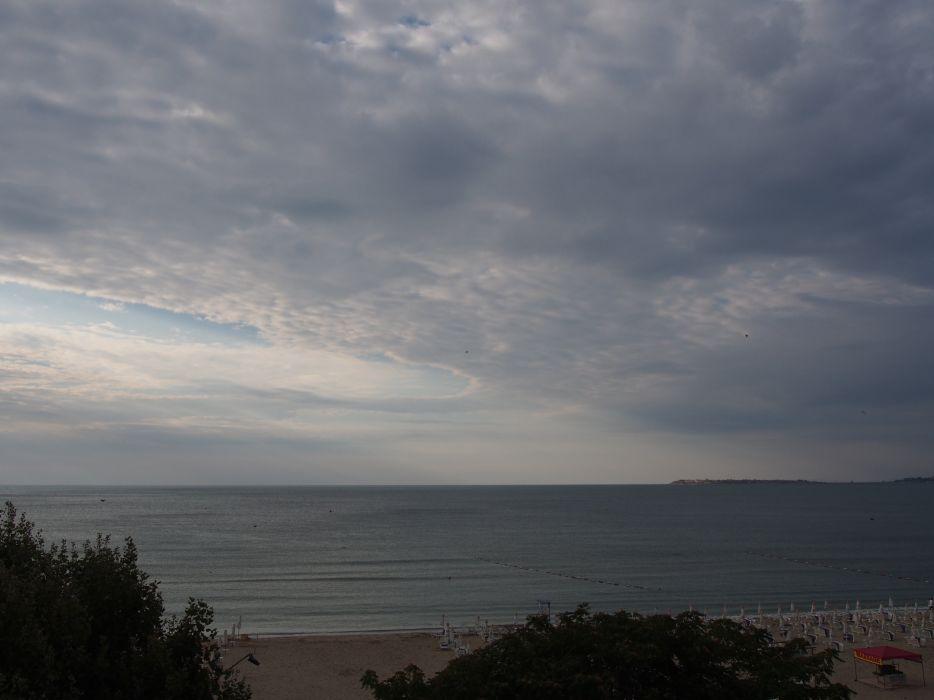 morning sea seaside summer sunny beach wallpaper