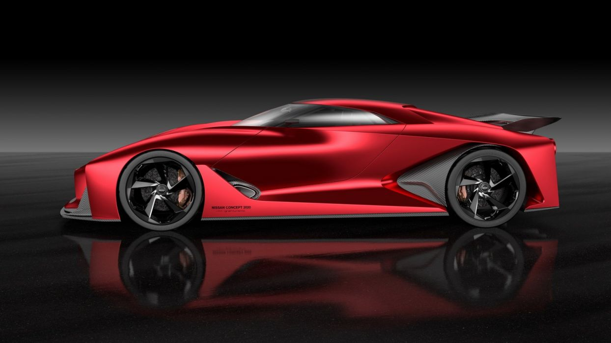 Nissan 2020 Vision Gran Turismo cars concept videogames cars wallpaper
