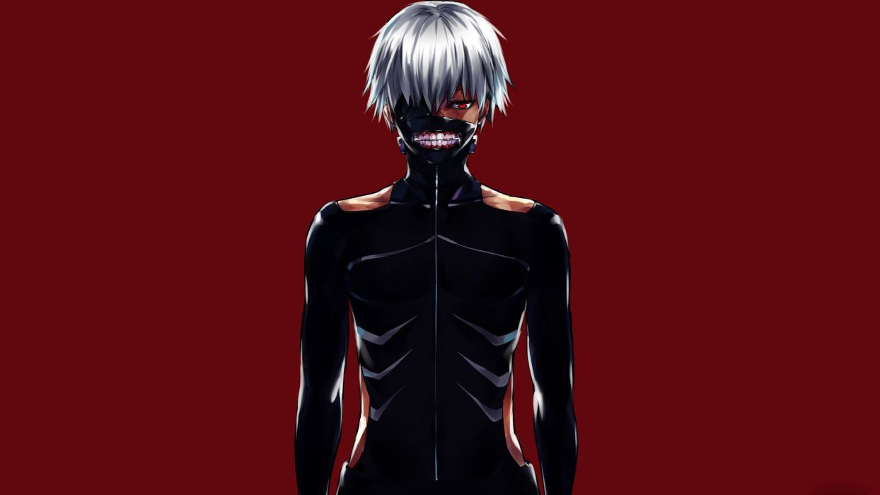 Tokyo Ghoul anime character series boy wallpaper