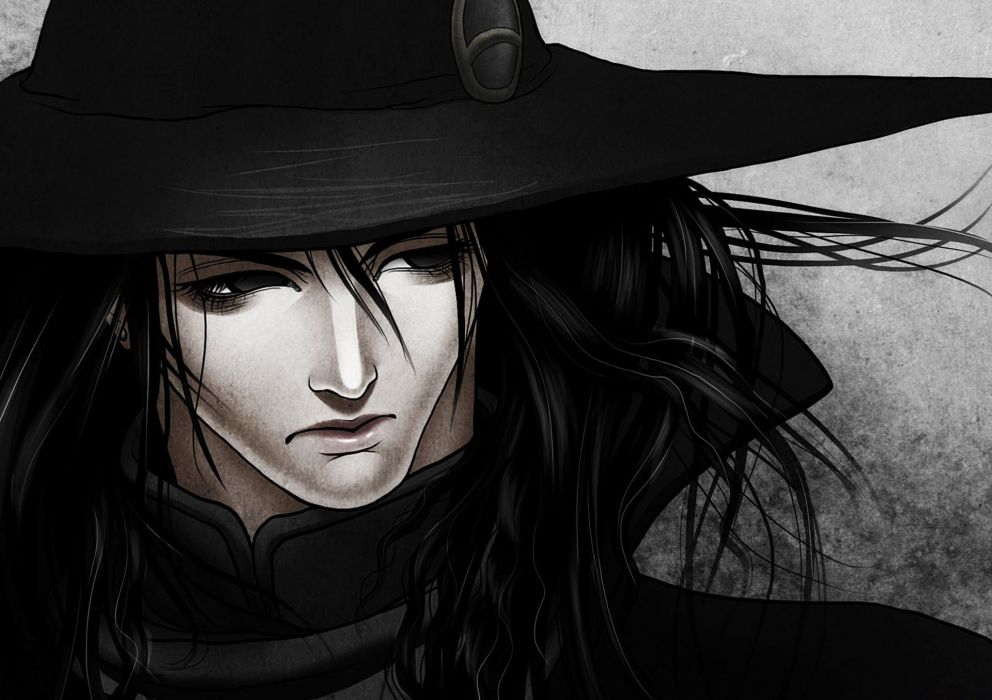 di anime character series cool boy long hair guy wallpaper
