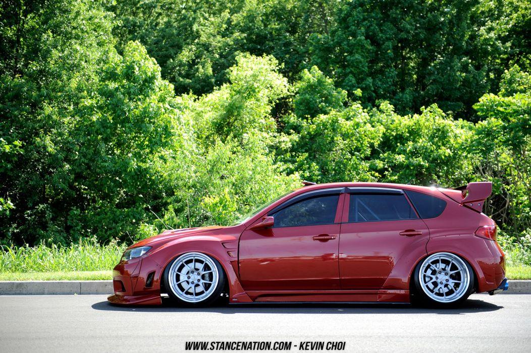 Subaru sti hatchback cars modified wallpaper | 1680x1118 | 815980 ...