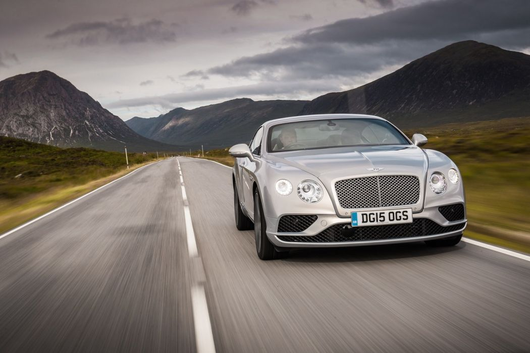 Bentley Continental-GT UK-spec cars 2015 wallpaper