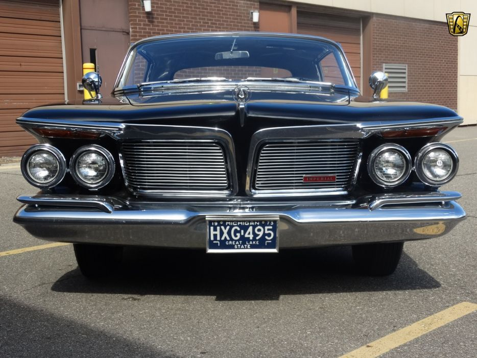 1962 Chrysler Imperial cars usa classic retro wallpaper