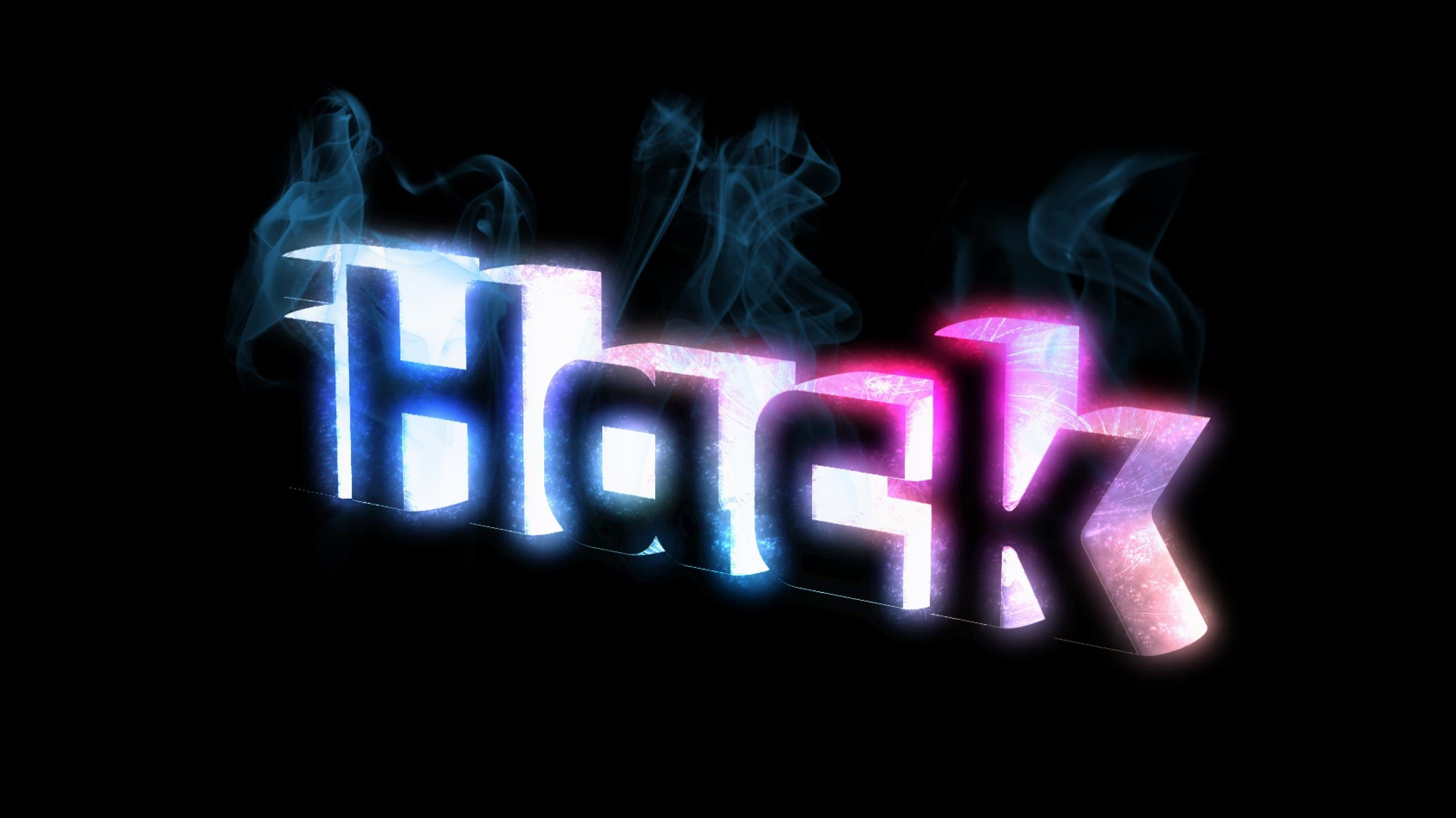 Abstracto Texto Hack Wallpaper 2560x1440 816092 Wallpaperup