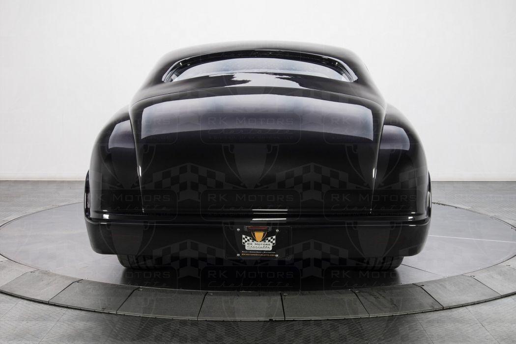 1950 Mercury Sedan cars black classic wallpaper