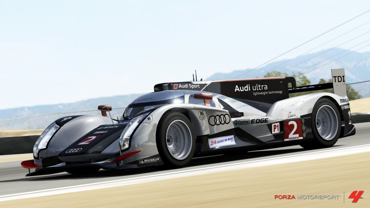 LE-MANS race racing grand prix lemans forza wallpaper