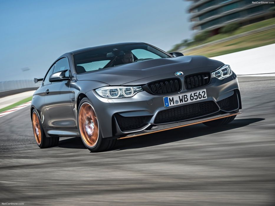 BMW- M4 GTS cars coupe 2016 wallpaper