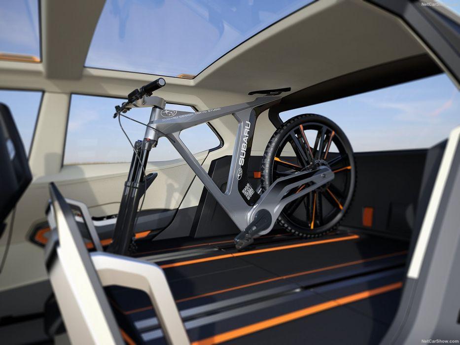 Subaru VIZIV Future Concept cars 2015 wallpaper