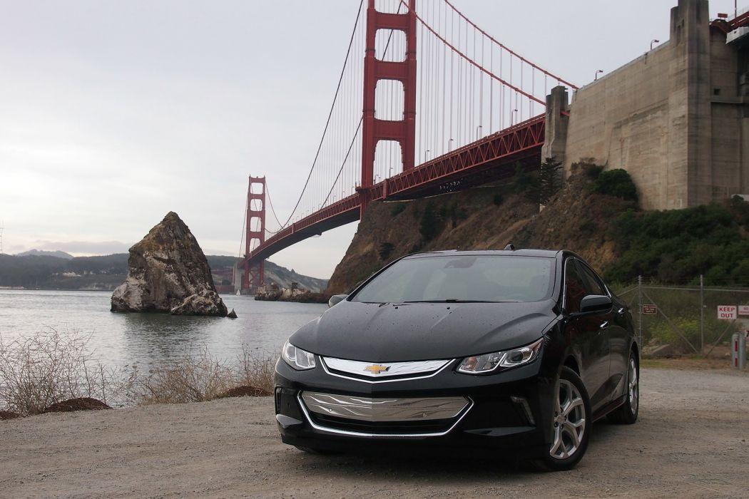2016 cars Chevrolet electric volt wallpaper