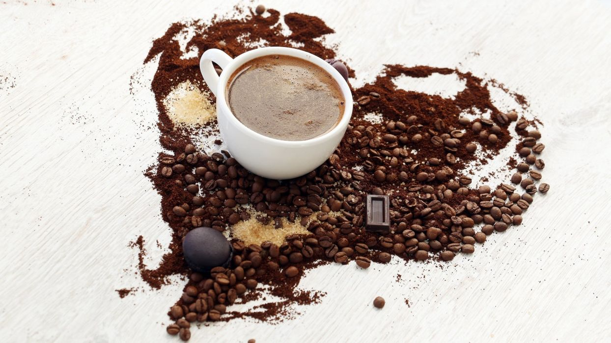 coffee drink love delicious chocolate candy wallpaper