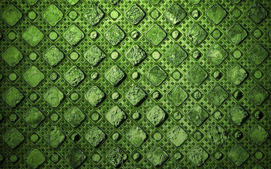 abstracto textura verde rombos wallpaper