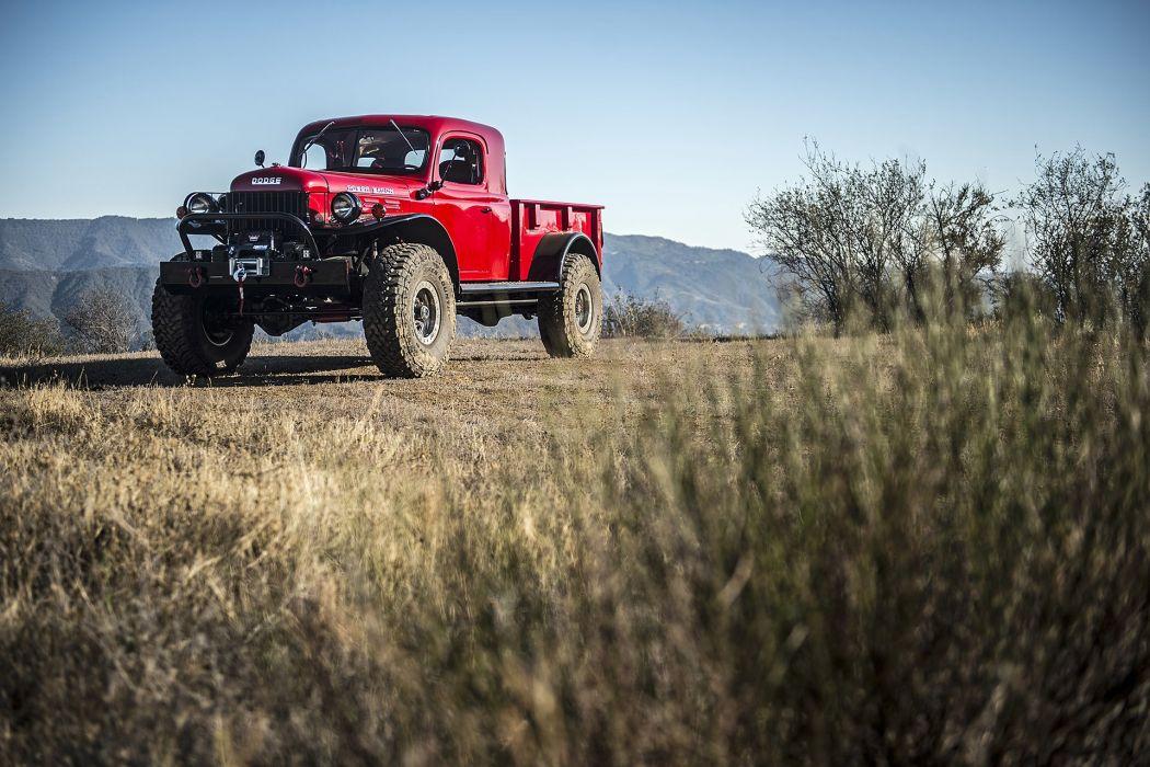 Legacy Power Wagon dodge pickup truck cars wallpaper