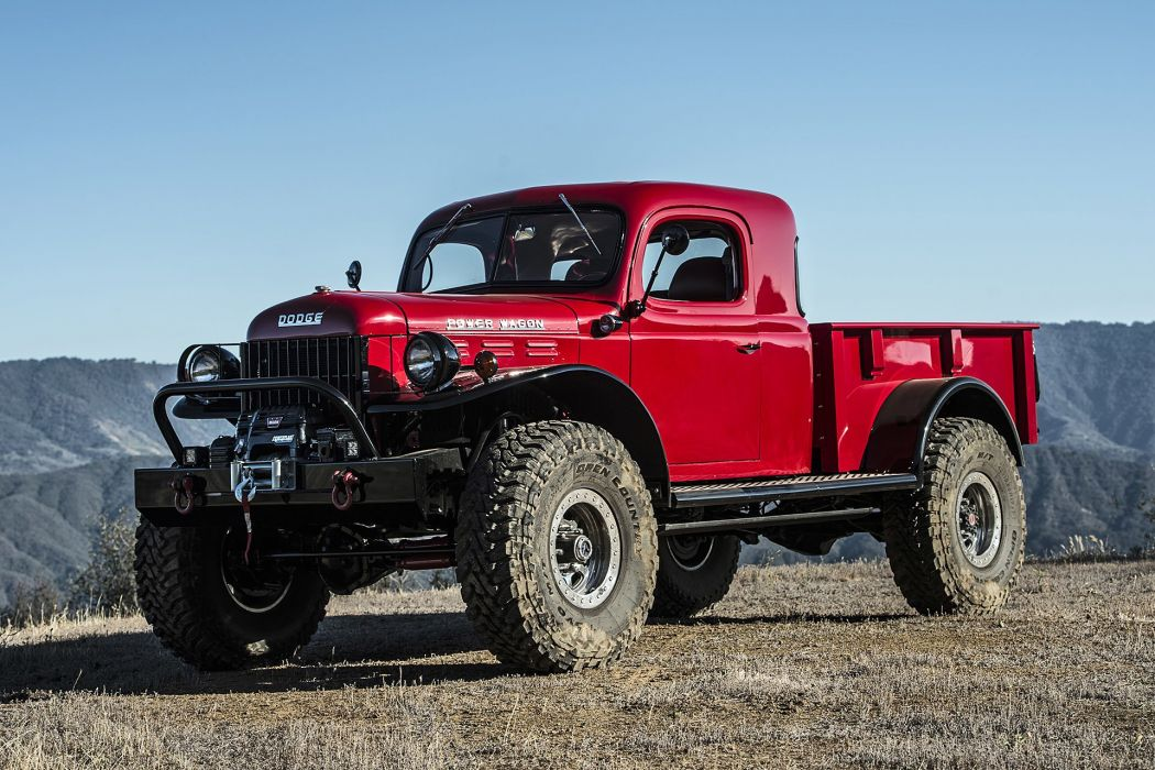 Legacy Power Wagon dodge pickup truck cars wallpaper