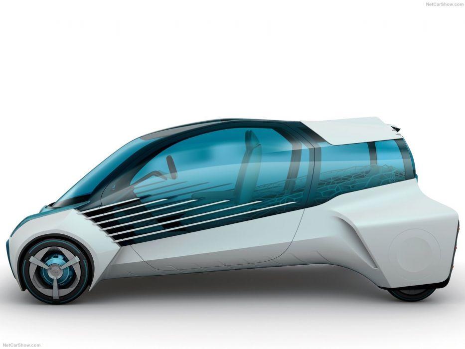 Toyota FCV Plus Concept cars 2015 wallpaper