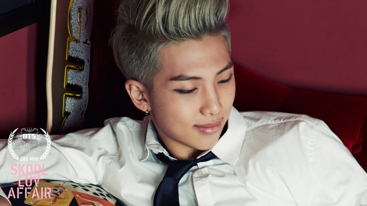 Bangtan Boys Rap Monster Kim Namjoon wallpaper