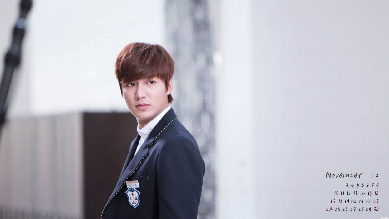 Lee Minho The Heirs Drama series Actor Model wallpaper