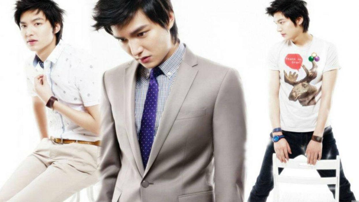 Lee Minho Actor model wallpaper